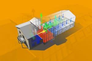 Gebäudesimulation - Bild 1